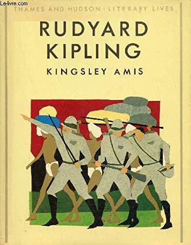 Rudyard Kipling (Literary Lives Series): Kingsley Amis