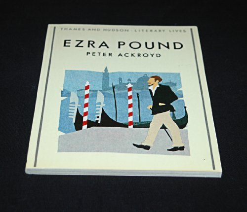 9780500260258: Ezra Pound (Literary Lives)