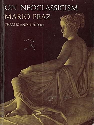 On Neoclassicism: Praz, Mario