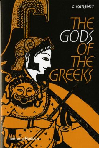 The Gods of the Greeks: Karl Kerenyi; Carl