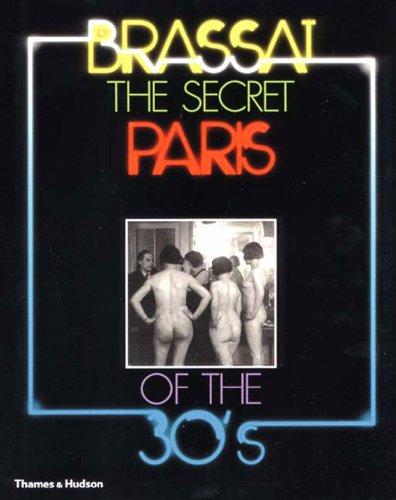 9780500271087: The Secret Paris of the '30s