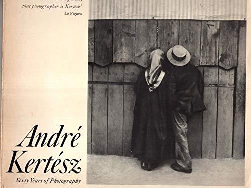 9780500271278: Kertesz: Sixty Years of Photography