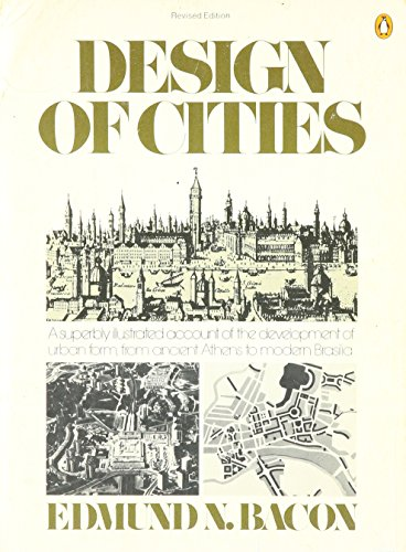 Design Of Cities /Anglais: Bacon Edmund C