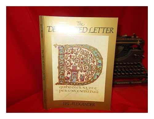 9780500271384: The decorated letter