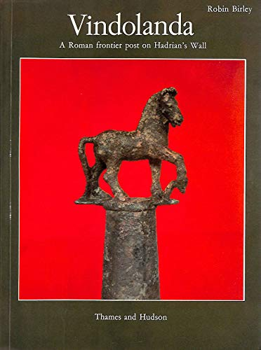 9780500271421: Vindolanda: A Roman Frontier Post on Hadrian's Wall