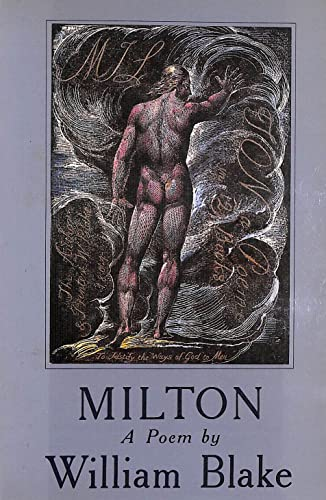 9780500271483: Milton: A Poem (The Sacred art of the world)