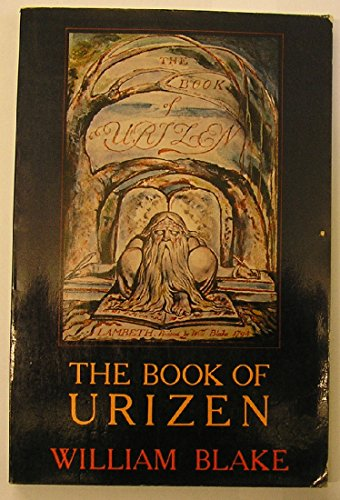 9780500271490: The book of Urizen