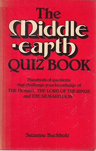 9780500271896: The Middle-earth Quiz Book