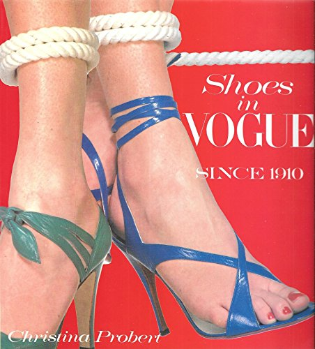 "9780500272220: Shoes in ""Vogue"" Since 1910"
