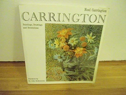 Carrington: Paintings, Drawings and Decorations: Carrington, Noel
