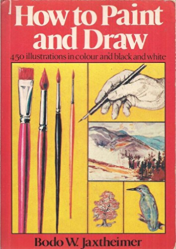 9780500272527: How to Paint and Draw (English and German Edition)