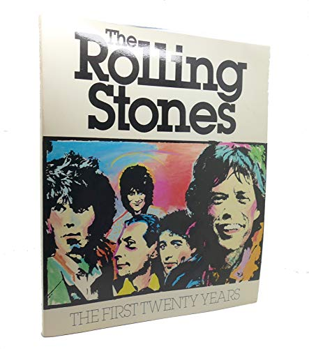 """9780500272619: """"Rolling Stones"""": The First Twenty Years"""