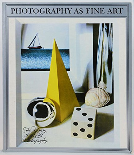 9780500273005: Photography as Fine Art (The Library of world photography)