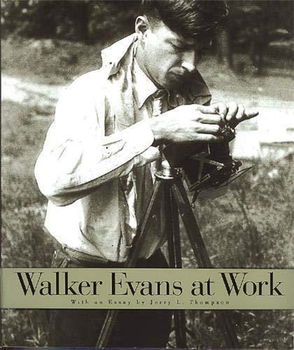 9780500273043: Walker Evans at Work