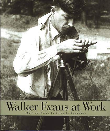 9780500273043: Walker Evans at Work /Anglais