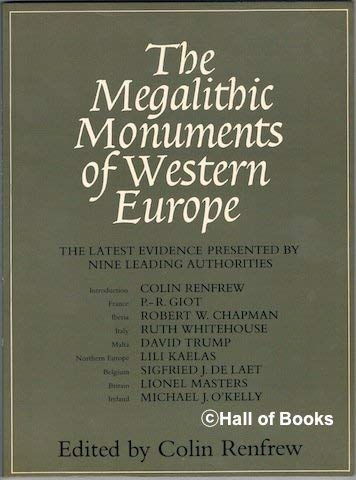 9780500273074: The Megalithic Monuments of Western Europe