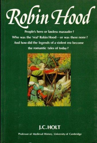 9780500273081: Robin Hood