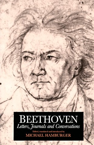 9780500273241: Beethoven Letters Journals and Conversations
