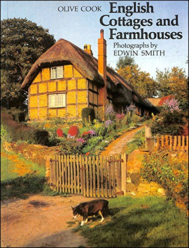 9780500273418: English Cottages and Farmhouses