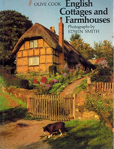 English Cottages and Farmhouses: Cook, Olive