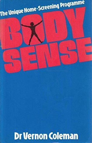 9780500273579: Bodysense: The Unique Home-screening Programme