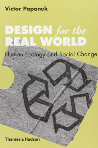 9780500273586: Design for the Real World: Human Ecology and Social Change