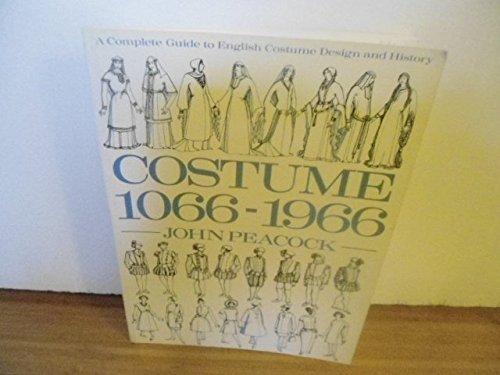 9780500274040: Costume, 1066-1966