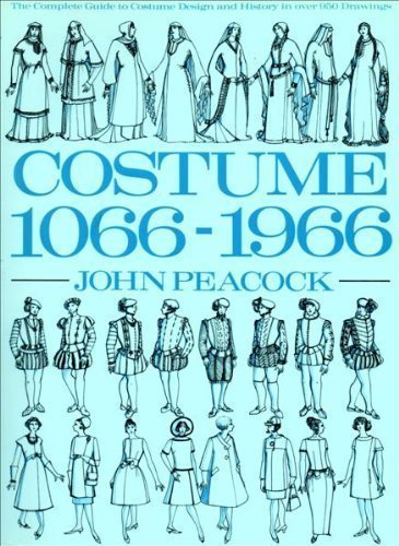 Costume, 1066-1966: John Peacock