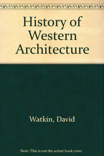9780500274255: History of Western Architecture