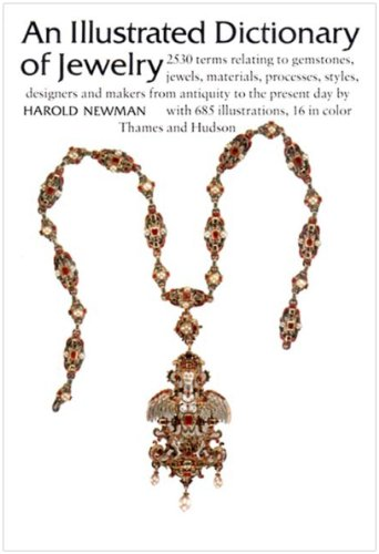9780500274521: An Illustrated Dictionary of Jewelry