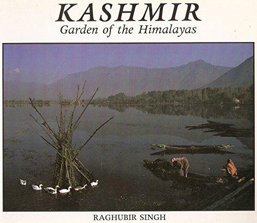 9780500274538: Kashmir: Garden of the Himalayas