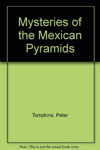 9780500274583: Mysteries of the Mexican Pyramids