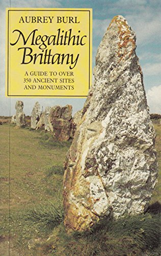 9780500274606: Megalithic Brittany: A Guide