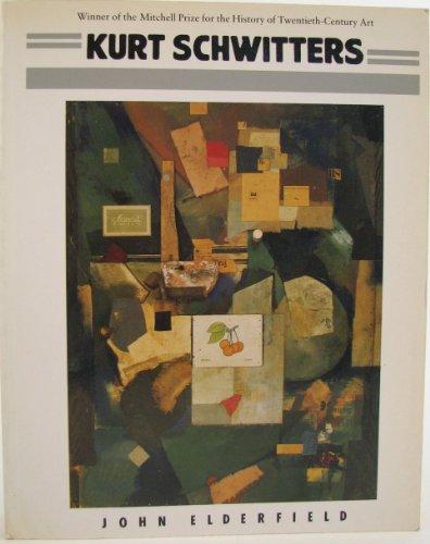 9780500274743: Kurt Schwitters (Painters & sculptors)