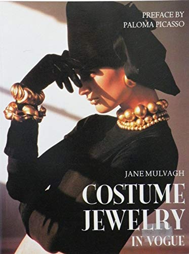 9780500275139: Costume Jewelry in Vogue