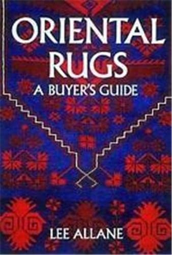 9780500275177: Oriental Rugs: A Buyer's Guide