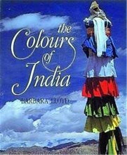 9780500275313: The Colours of India