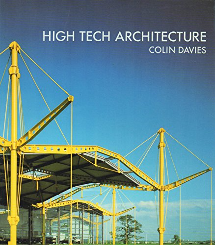 9780500275344: High Tech Architecture