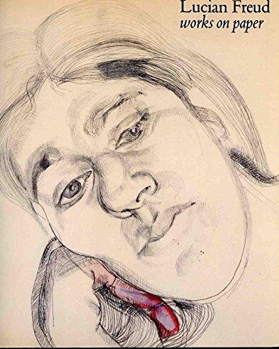 Lucian Freud Works on Paper: Penny, Nicholas, Johnson,