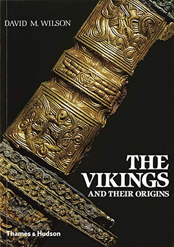 9780500275429: The Vikings and Their Origins: Scandinavia in the First Millennium