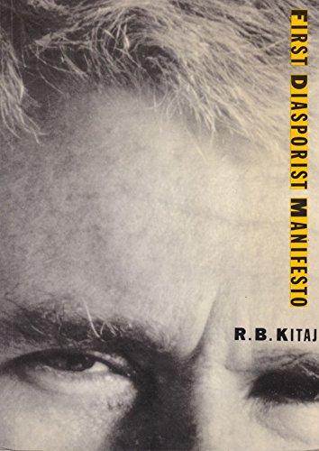 First Diasporist Manifesto: R. B. Kitaj