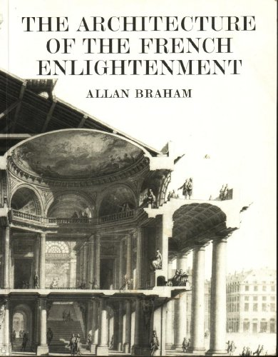 9780500275702: The Architecture of the French Enlightenment