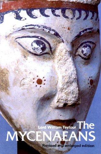 9780500275863: The Mycenaeans (Ancient Peoples & Places)