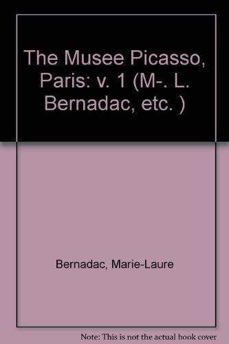 9780500275924: Musee Picasso Vol I /Anglais: v. 1 (M-. L. Bernada