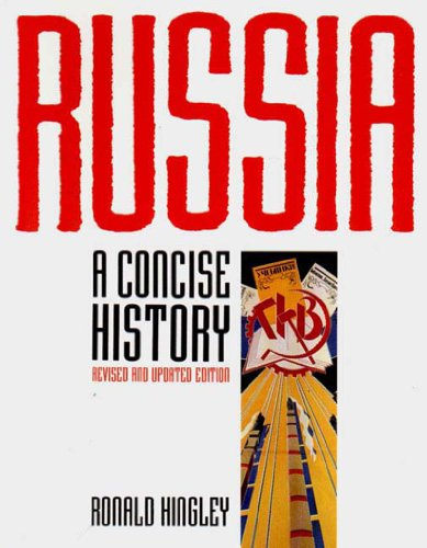 9780500276273: Russia : A Concise History