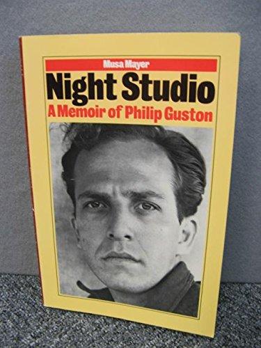 9780500276334: Night Studio: Memoir of Philip Guston (Painters & Sculptors)