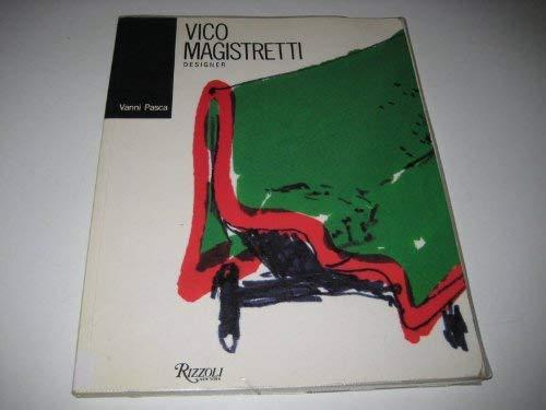 9780500276365: Vico Magistretti - Designer