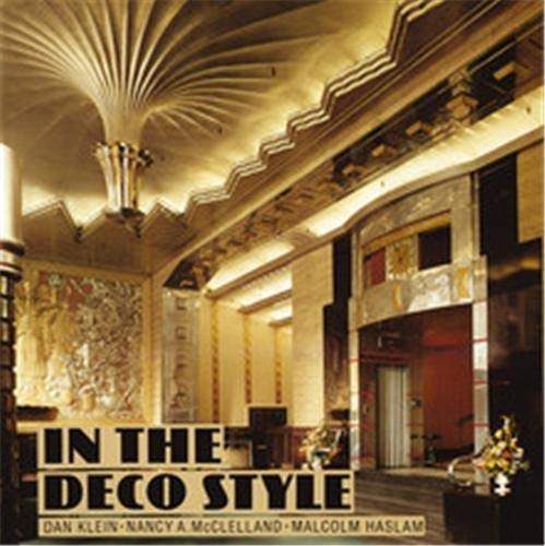 9780500276525: In the Deco Style (English and Spanish Edition)