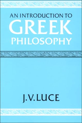 9780500276556: An Introduction to Greek Philosophy