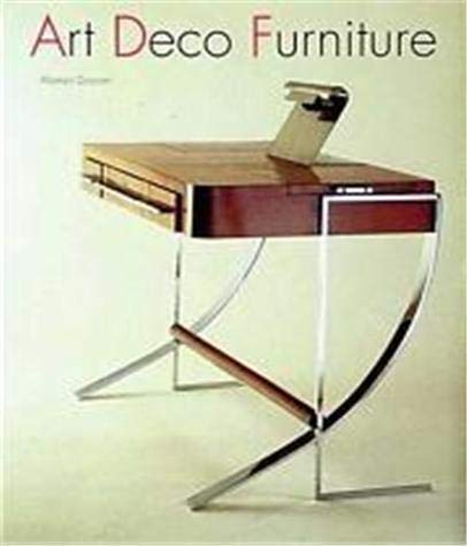 Art Deco Furniture: Duncan, Alastair